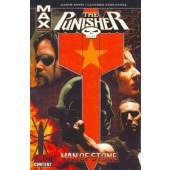 The Punisher MAX 7 - Man of Stone (K)