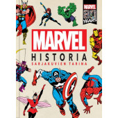 Marvel-historia - Sarjakuvien tarina