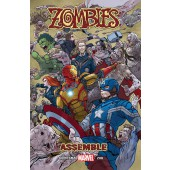 Zombies Assemble 1 - Manga