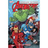 Marvel Action - Avengers 1: The New Danger