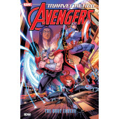 Marvel Action - Avengers 2: The Ruby Egress