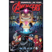 Marvel Action - Avengers 3: The Fear Eaters