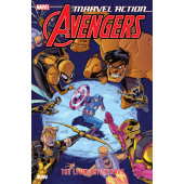 Marvel Action - Avengers 4: The Living Nightmare