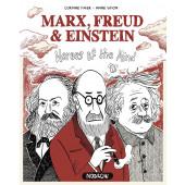 Marx, Freud, Einstein - Heroes of the Mind