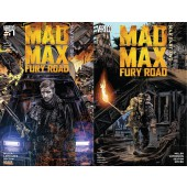 Mad Max: Fury Road - Max 1 & 2