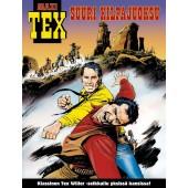 Tex Willer - Maxi-Tex 37 - Suuri kilpajuoksu (ENNAKKOTILAUS)