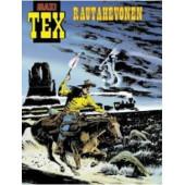 Tex Willer - Maxi-Tex 40: Rautahevonen (ENNAKKOTILAUS)