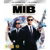 Men in Black: International (4K Ultra HD + Blu-ray)