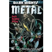 Dark Nights - Metal: Dark Knights Rising (ENNAKKOTILAUS)