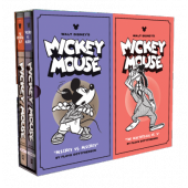 Walt Disney's Mickey Mouse 11 & 12 Gift Box Set