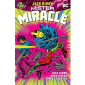 Mister Miracle by Jack Kirby