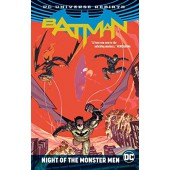 Batman - Night of the Monster Men