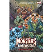 Monsters Unleashed! 1 - Monster Mash