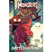 Monsters Unleashed! Battleground