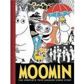Moomin - The Complete Tove Jansson Comic Strip Book One