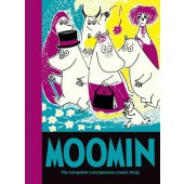 Moomin - The Complete Lars Jansson Comic Strip Book Ten