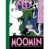 Moomin - The Complete Tove Jansson Comic Strip Book Two