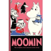 Moomin - The Complete Tove Jansson Comic Strip Book Five