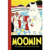 Moomin - The Complete Lars Jansson Comic Strip Book Six