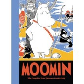 Moomin - The Complete Lars Jansson Comic Strip Book Seven