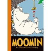 Moomin - The Complete Lars Jansson Comic Strip Book Eight