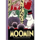 Moomin - The Complete Lars Jansson Comic Strip Book Nine