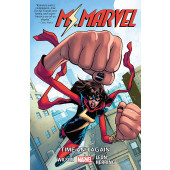 Ms. Marvel 10 - Time and Again