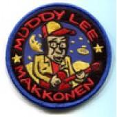 Muddy Lee Makkonen -kangasmerkki