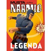 Mustanaamio - Legenda (ENNAKKOTILAUS)