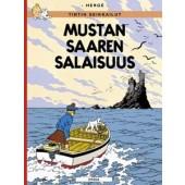 Tintin seikkailut 7 - Mustan saaren salaisuus