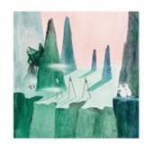 Tove Jansson -muumipostikortti - Muumipeikko ja pyrstötähti