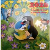 Myyrä-seinäkalenteri 2020
