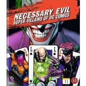 Necessary Evil: Super-Villains of DC Comics (Blu-ray)