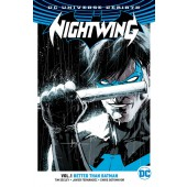 Nightwing 1 - Better Than Batman