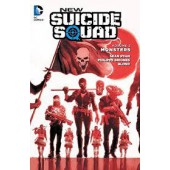 New Suicide Squad 2 - Monsters (K)