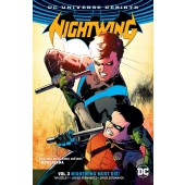 Nightwing 3 - Nightwing Must Die!