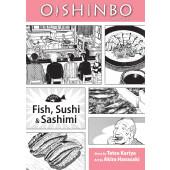 Oishinbo A la Carte - Fish, Sushi & Sashimi
