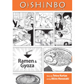 Oishinbo A la Carte - Ramen and Gyoza