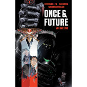 Once & Future 1 - The King Is Undead