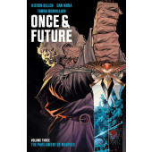 Once & Future 3 - The Parliament of Magpies