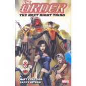 The Order 1 - The Next Right Thing (K)