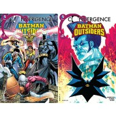 Convergence: Batman and the Outsiders #1-2