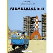 Tintin seikkailut 16 - Päämääränä Kuu