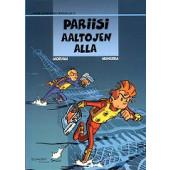 Pikon ja Fantasion seikkailuja 31 - Pariisi aaltojen alla