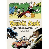 Walt Disney's Donald Duck - The Pixilated Parrot