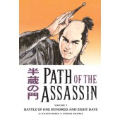 Path of the Assassin 5 - Battle of One Hundred and Eight Days
