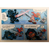 Peräsmies-postikortti - Farth Farter