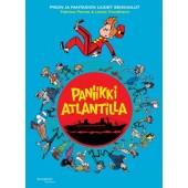 Pikon ja Fantasion uudet seikkailut 4 - Paniikki Atlantilla