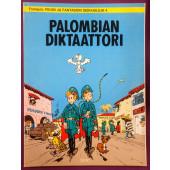 Pikon ja Fantasion seikkailuja 4 - Palombian diktaattori (K)