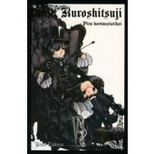 Kuroshitsuji - Piru hovimestariksi 6